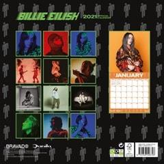 Billie Eilish: Square 2021 Calendar - 3