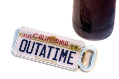 Back To The Future Bottle Opener - 1
