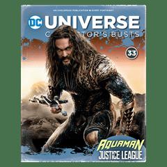 Aquaman Bust: Justice League: DC Hero Collector - 3
