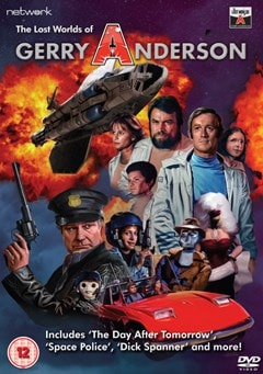 The Lost Worlds of Gerry Anderson - 1