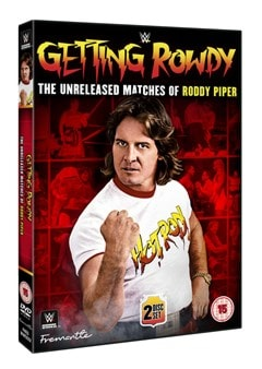 WWE: Getting Rowdy - The Unreleased Matches of Roddy Piper - 2