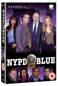 NYPD Blue: Season 11 - 2