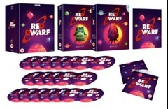 Red Dwarf: Complete Series I-VIII - 3