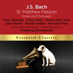 J.S. Bach: St Matthew Passion (Arias and Choruses) - 1