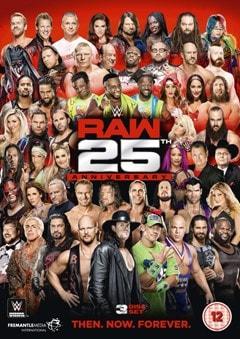 WWE: Raw - 25th Anniversary - 1