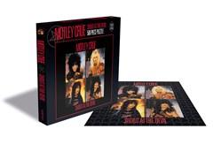 Motley Crue: Shout At The Devil: 500 Piece Jigsaw Puzzle - 1