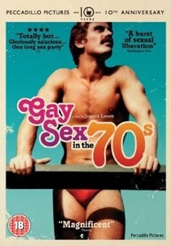 Gay Sex in the 70s - 1