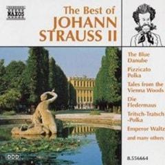 The Best of Johann Strauss II - 1