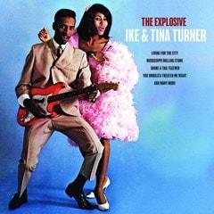 The Explosive Ike & Tina Turner - 1