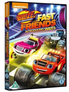 Blaze and the Monster Machines: Fast Friends! - 2
