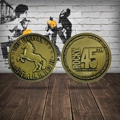 Rocky 45th Anniversary Limited Edition Coin - 2