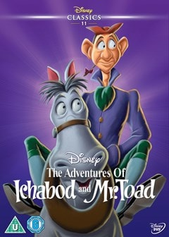 The Adventures of Ichabod and Mr Toad - 1