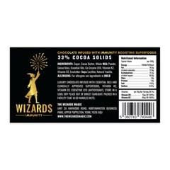 Wizards Magic Chocolate: Immunity Gift Pack: Orange & Caramel (Pack of 4) - 2