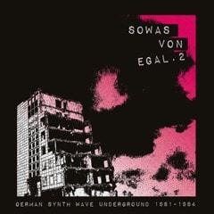 Sowas Von Egal.: German Synth Wave Underground 1981-1984 - Volume 2 - 1