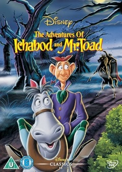 The Adventures of Ichabod and Mr Toad - 3