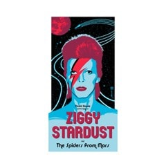 David Bowie: Ziggy Stardust Limited Edition Art Print - 1