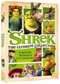 Shrek: The Ultimate Collection - 2