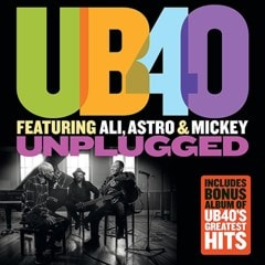 UB40 Unplugged, Featuring Ali, Astro & Mickey/Greatest Hits - 1