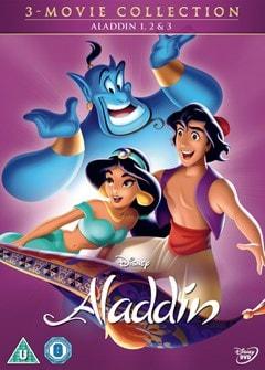 Aladdin Trilogy - 1