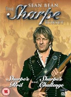 Sharpe's Challenge/Sharpe's Peril - 1