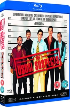 The Usual Suspects - 1