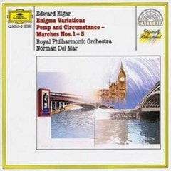 Enigma Variations Pomp and Circumstance-Marches Nos. 1-5 - 1