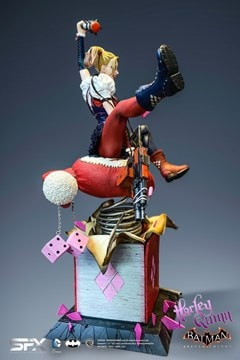 Harley Quinn: Arkham Knight Collectible Statue - 9