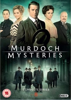 Murdoch Mysteries: Complete Series 8 - 1