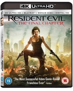 Resident Evil: The Final Chapter - 2