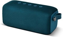 Fresh n Rebel Bold M Petrol Blue Bluetooth Speaker - 1