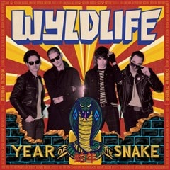 Year of the Snake - 1