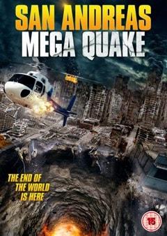 San Andreas Mega Quake - 1