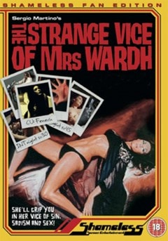 The Strange Vice of Mrs Wardh - 1