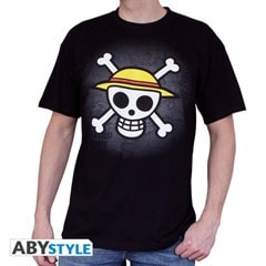 One Piece Skull With Map (Large) - 1