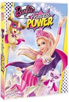 Barbie in Princess Power - 1
