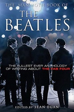 The Mammoth Book Of The Beatles - 1