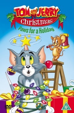 Tom and Jerry's Christmas: Paws for a Holiday - 1