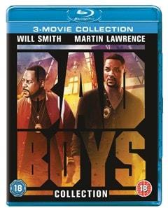 Bad Boys/Bad Boys II/Bad Boys for Life - 1