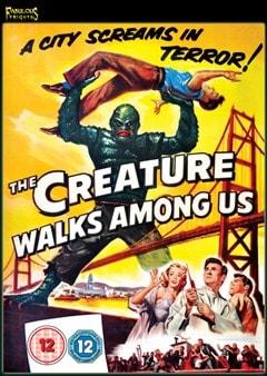 The Creature Walks Among Us - 1