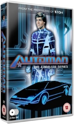 Automan: The Complete Series - 1