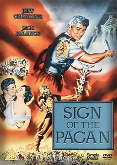 Sign of the Pagan - 1