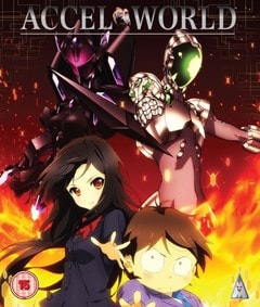 Accel World: The Complete Series - 1