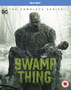 Swamp Thing: The Complete Series - 1
