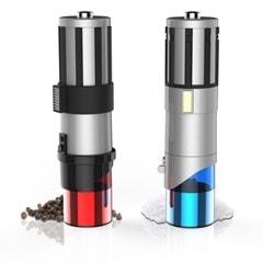 Star Wars Lightsaber Electric Salt & Pepper Mill Grinder - 5