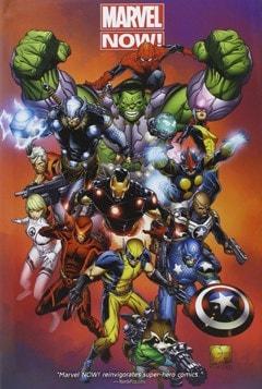 Marvel Now! Omnibus - 1