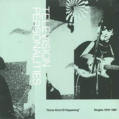 Some Kind of Happening: Singles 1978-1989 - 1
