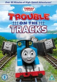 Thomas & Friends: Trouble On the Tracks - 1