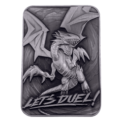 Blue Eyes White Dragon: Yu-Gi-Oh! Metal Collectible - 2