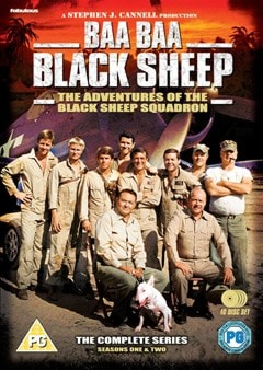 Baa Baa Black Sheep: The Complete Series - 1
