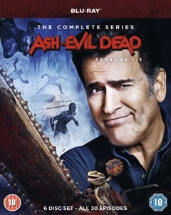 Ash Vs Evil Dead: Seasons 1-3 - 1